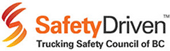 SafetyDriven Trucking Safety Council Logo